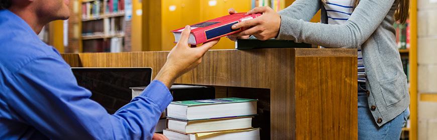 Servizi della biblioteca