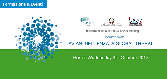 Roma, 4 Ottobre 2017. Conferenza «Avian influenza: a global threat»