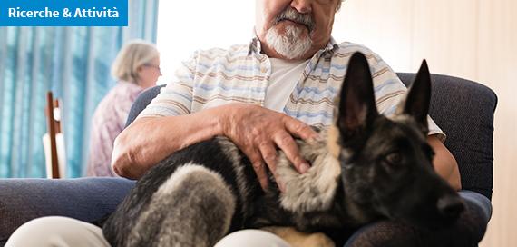 Interventi assistiti con il cane nelle case di riposo in Europa