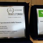 Il Servizio formazione dell'IZSVe premiato al Premio Basile 2016
