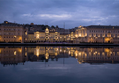Trieste, Premio Basile 2016