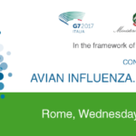 Roma, 4 Ottobre 2017. Conferenza «Avian influenza. A global threat»