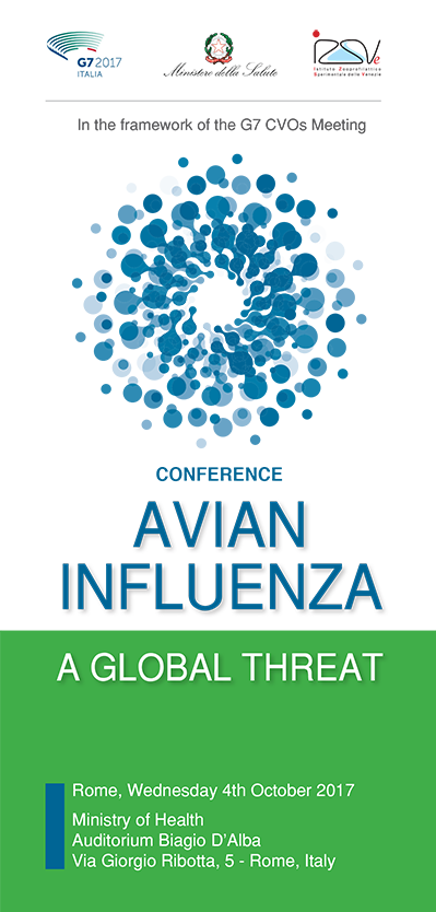 Conference - Avian Influenza: A Global Threat - 2017, Italy