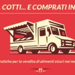 «Crudi, cotti… e comprati in piazza!». Convegno sulle buone pratiche per la vendita di alimenti sicuri nei mercati rionali