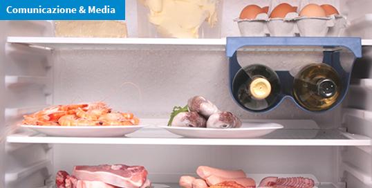 Come bisogna riporre gli alimenti in frigorifero? [Video]