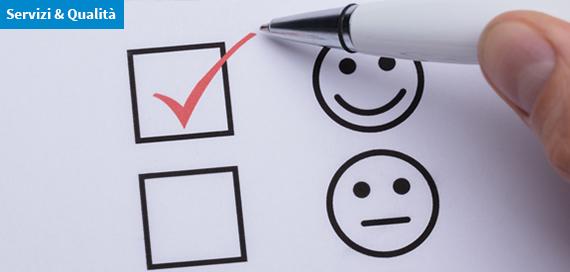 Sei soddisfatto dei nostri servizi? Valuta le attività analitiche e diagnostiche dell'IZSVe