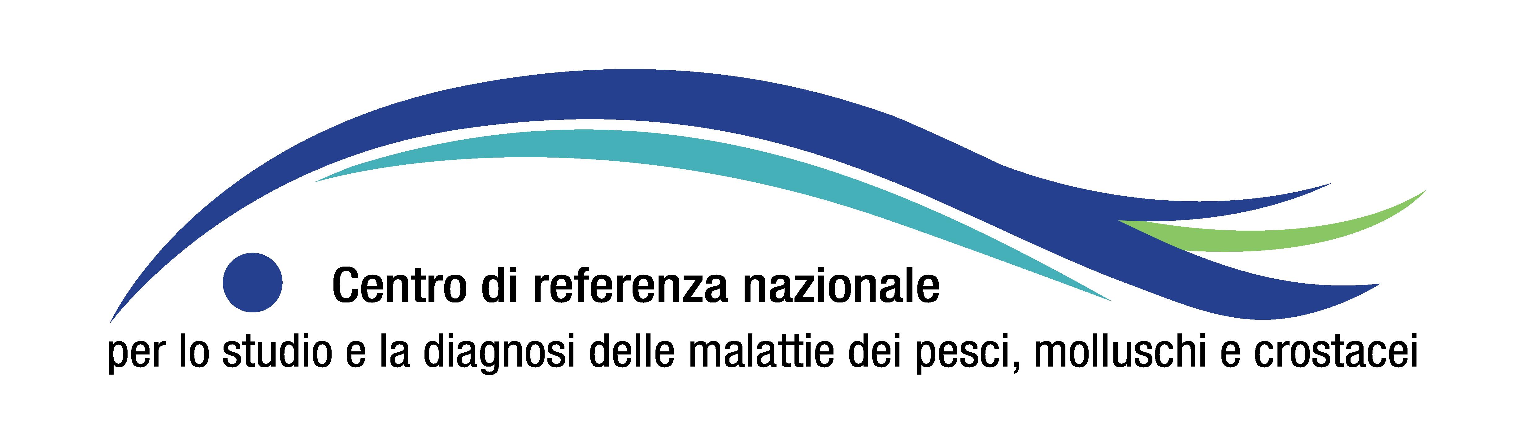 Logo Centro referenza nazionale pesci molluschi crostacei