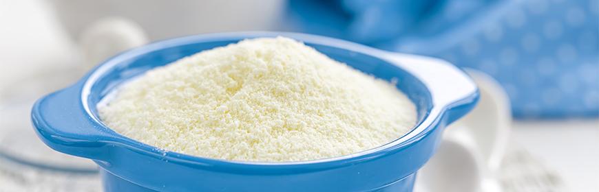 Salmonella in latte in polvere, probabile la contaminazione ambientale