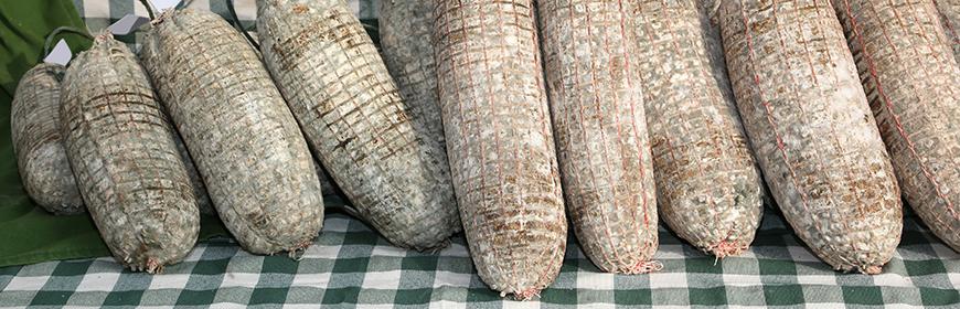 Salami e soppresse artigianali, una strategia di controllo per la gestione dei rischi microbiologici