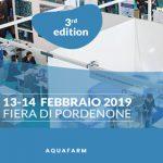 L'Istituto Zooprofilattico Sperimentale delle Venezie ad Aquafarm – Pordenone, 14 e 15 febbraio 2019