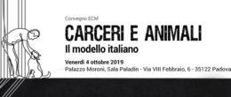Convegno ECM / Carceri e animali: il modello italiano