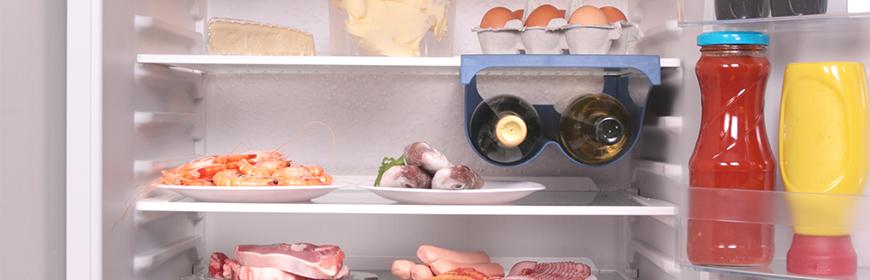 Come bisogna riporre gli alimenti nel frigorifero? [Video]