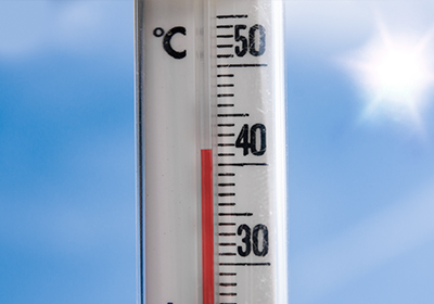 dato ambientale temperatura
