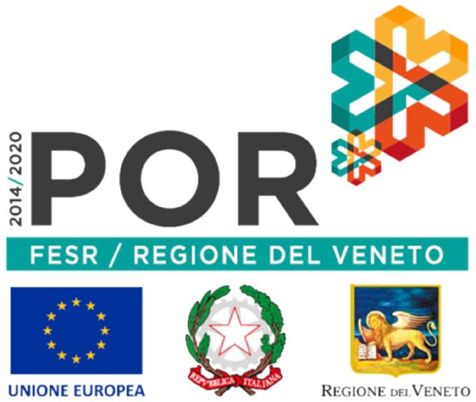 logo POR Veneto FESR 2014-2020