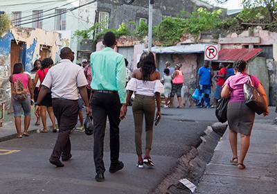 abitanti di Grenada