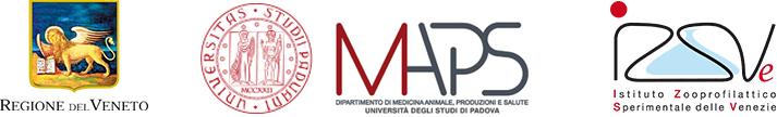 Regione del Veneto, Unipd MAPS, IZSVe