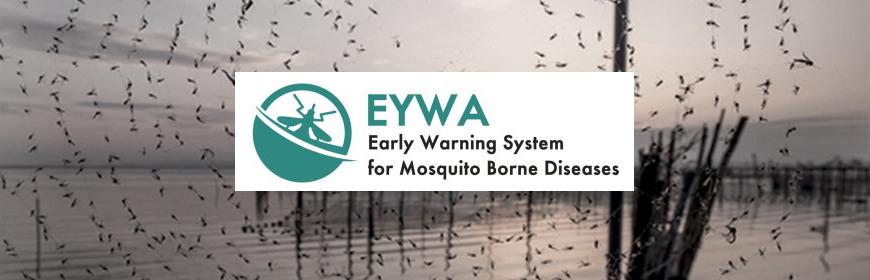 EYWA, sistema di allarme rapido per malattie trasmesse dalle zanzare
