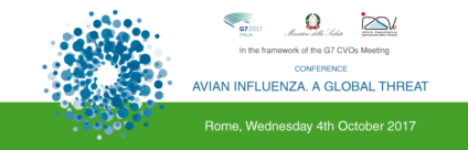Rome, 4th October 2017: Conference «Avian influenza: a global threat»