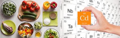 Esposizione Cadmio Rischio Dieta Vgana Mediterranea