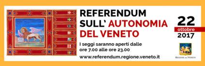 Referendum regionale consultivo sull'autonomia del Veneto